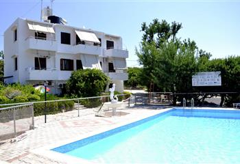 Studio & Appartment in Chios, Greece Vasilikos Apartments