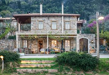 Hotel & Appartment in Mystras, Greece Mazaraki Guesthouse