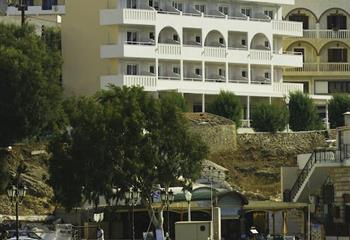 Hotel in Karpathos, Greece Sunrise Hotel