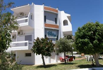Hotel in Chania, Greece Megim Hotel