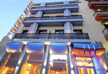 Hotel in Piraeus, Greece Argo Hotel