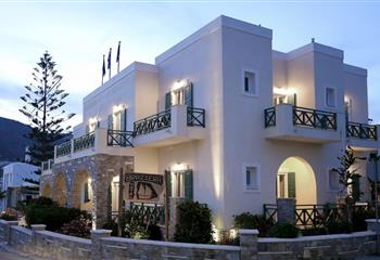 Hotel in Syros, Greece Brazzera Hotel