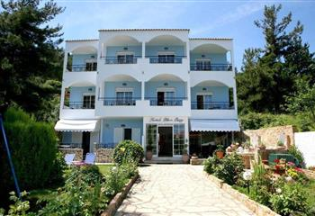 Hotel in Thassos, Greece Blue Bay Hotel