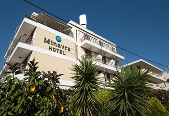 Hotel in Athens, Greece Minavra Hotel