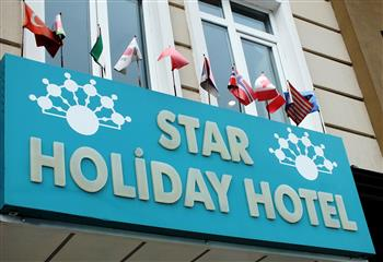 Hotel in Istanbul, Turkey Star Holiday Hotel