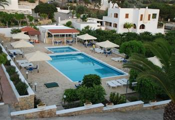 Hotel & Appartment in Leros, Greece Hotel Marilen