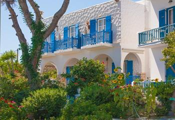 Studio & Appartment in Paros, Greece Nissiotiko Hotel