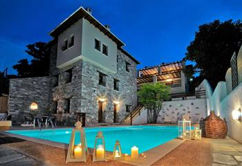 Hotel in Pelion, Greece Petradi Hotel