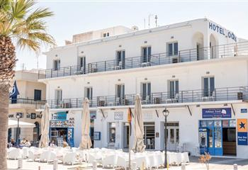 Hotel in Paros, Greece Hotel Oasis