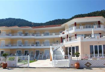 Hotel in Thassos, Greece Sunny Hotel