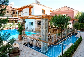 Hotel in Olympia, Greece Neda hotel