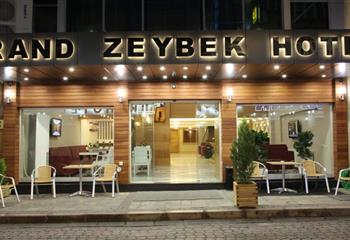 Hotel in Izmir, Turkey Grand Zeybek Hotel