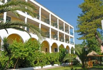 Hotel in Corfu, Greece Feakion Hotel