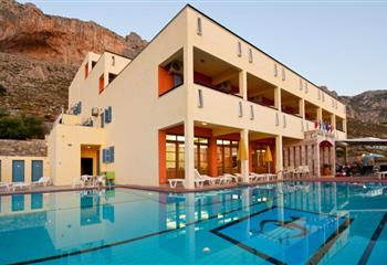 Hotel in Kalymnos, Greece Hotel Philoxenia