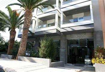 Hotel in Rethymno, Greece Cosmos Hotel