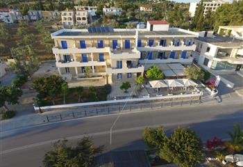 Hotel in Porto Cheli, Greece Best Western Rozos Hotel