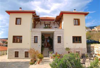 Hotel in Pelion, Greece Hotel Ilianna