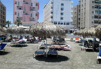 Hotel in Larnaca, Cyprus Flamingo Beach Hotel