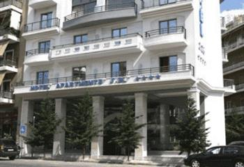 Hotel & Appartment in Athens, Greece JK  Hotel