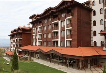 Studio in Bansko, Bulgaria Panorama Apartments