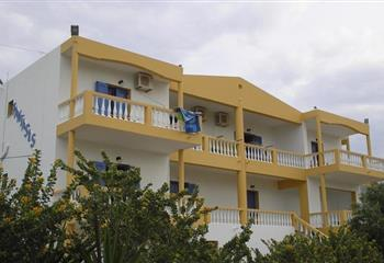 Studio & Appartment in Kasos, Greece Fantasis Hotel