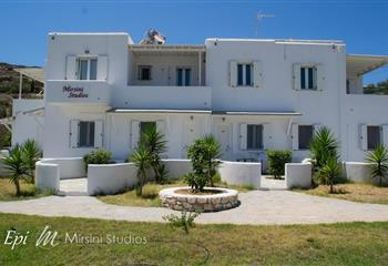 Studio in Paros, Greece Mirsini Studios