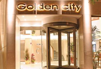 Hotel in Athens, Greece Golden City Hotel
