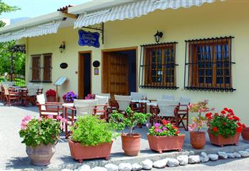 Hotel & Appartment in Dorida, Greece Le Due Sorelle