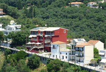 Hotel in Parga, Greece Palatino Hotel