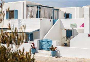 Appartment in Paros, Greece Fivos Apartments