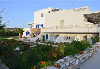 Appartment in Naxos, Greece Nikos & Maria Studios