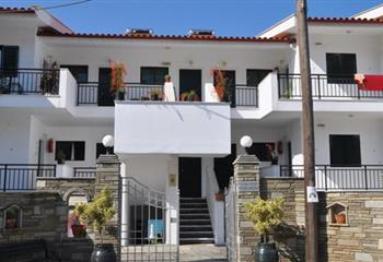 Studio & Appartment in Chalkidiki, Greece Pansion Alexandros