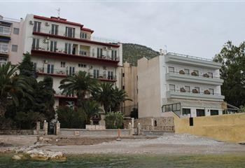 Hotel in Loutraki, Greece Hotel Aegli