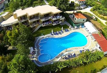 Hotel in Thassos, Greece Macedon