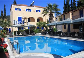 Studio & Appartment in Spetses, Greece Vanas Apartments