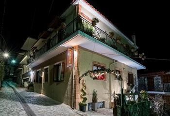 Studio & Appartment in Arachova, Greece Lykovrisi Rooms