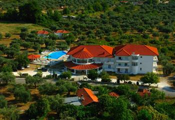 Hotel in Thasos, Greece Achillion Hotel