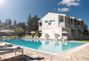 Hotel in Corfu, Greece Olive Grove Resort