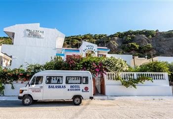 Hotel in Karpathos, Greece Balaskas Hotel