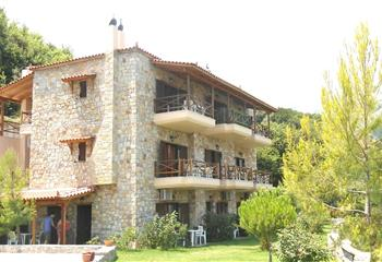 Studio in Evia, Greece Lithoktisto