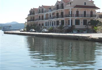 Hotel in Kefalonia, Greece Miramare Hotel