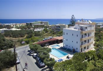 Hotel in Heraklion, Greece Krits Hotel