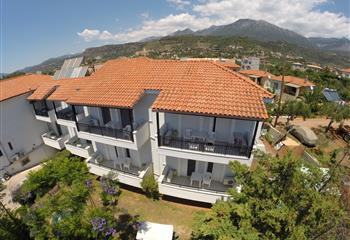 Hotel in Mani, Greece Kleopatra Traditional Hotel Apartments