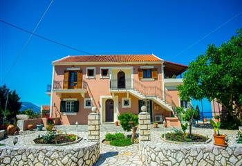 Studio & Appartment in Kefalonia, Greece Studios Vrionis Panoramic Sunset