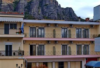 Hotel in Kalambaka, Greece Hotel King
