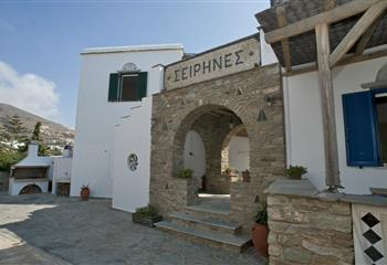 Appartment in Tinos, Greece Seirines Apartments