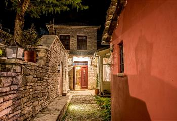 Boutique Hotel in Zagorochoria, Greece Primoula Country Hotel and Spa