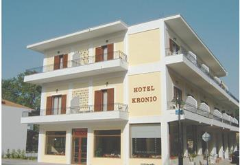 Hotel in Olympia, Greece Hotel Kronio