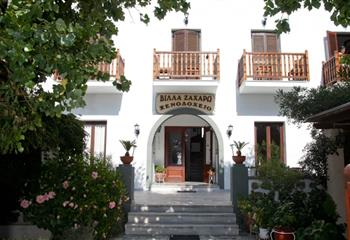 Hotel in Patmos, Greece Villa Zacharo