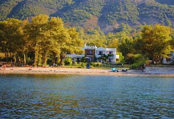 Hotel & Appartment in Samothrace, Greece Archondissa Boutique Beach Hotel